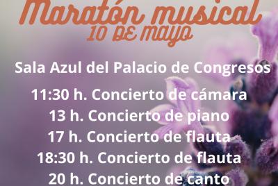 Imagen de la noticia: Conciertos de cámara, piano, flauta y canto ...