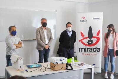 Imagen de la noticia: La Diputación de Badajoz inaugura en Herrera del  ...
