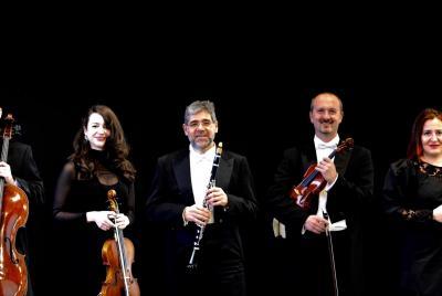 Imagen de la noticia: El cuarteto Amadé y el clarinetista José Gasulla ...