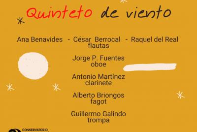 Imagen de la noticia: Quinteto de Viento ...