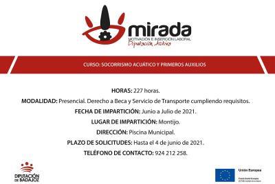 Imagen de la noticia La Diputación de Badajoz comenzará una acción formativa d?>
