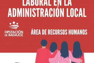 Imagen de la noticia: Formación en la Diputación de Badajoz para impul ...