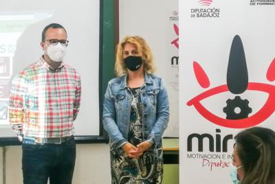 """Imagen de la noticia: Inaugurado en Alange un curso de """"Balneoterapia  ..."""