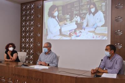 Imagen de la noticia: El Archivo Provincial inicia una nueva fase para d ...