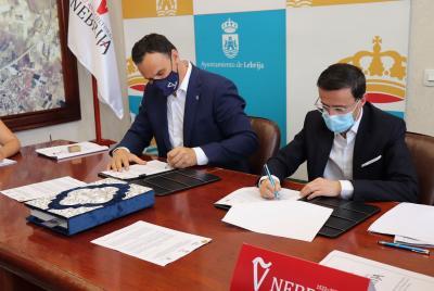 Imagen de la noticia: La Diputación de Badajoz y el Ayuntamiento de Vil ...