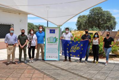 Imagen de la noticia: La Diputación de Badajoz ha acogido la tercera re ...