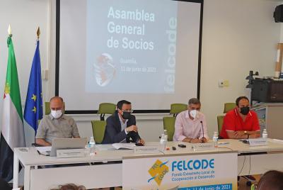 Imagen de la noticia: Miguel Ángel Gallardo preside la asamblea general ...