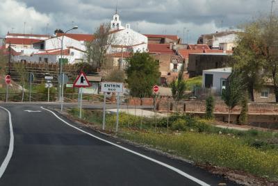 Imagen de la noticia: Corte de tráfico en la Carretera Provincial BA-05 ...