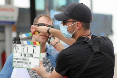 Imagen de la noticia: Comienza en Almendralejo el rodaje de la película ...