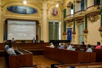 Imagen de la noticia: La Diputación trabaja en la elaboración de un ca ...
