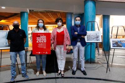 Imagen de la noticia El Centro Cultural Alcazaba de Mérida acoge la exposición ?>