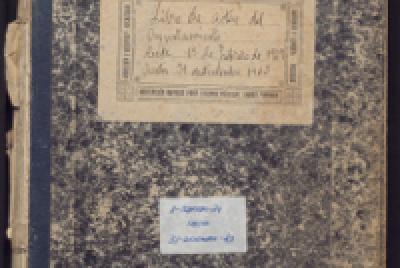 Imagen de la noticia: Digitalización de las actas del Archivo municipal ...