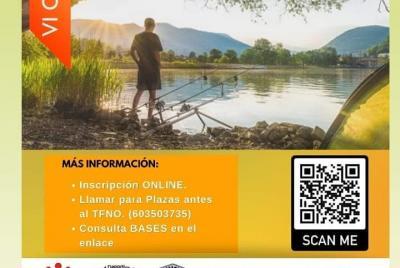 Imagen de la noticia: VI Concurso Nacional de Carp Fishing Diputación d ...