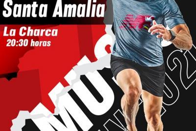 Imagen de la noticia: Santa Amalia acoge el 4º circuito de carreras noc ...