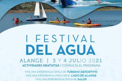 Imagen de la noticia: I Festival del Agua en Alange ...
