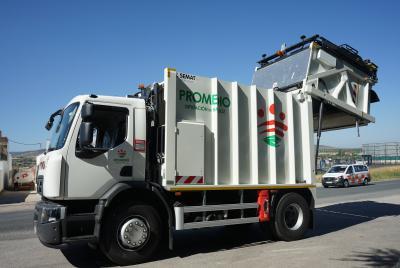 Imagen de la noticia: Promedio licita tres nuevos camiones de recogida d ...