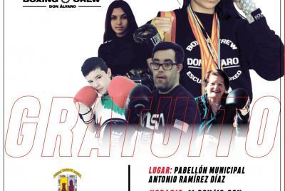 Imagen de la noticia: Masterclass boxeo ...