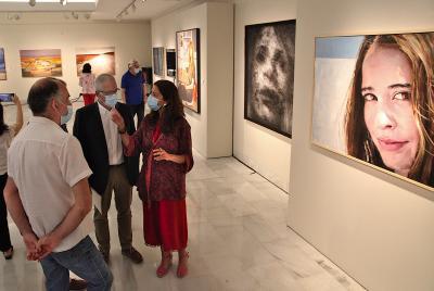 Imagen de la noticia: La Sala Vaquero Poblador acoge la exposición de l ...