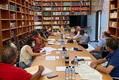 Imagen de la noticia: La Mesa General de Negociación de la Diputación  ...