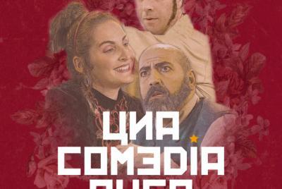 Imagen de la noticia: Una comedia rusa ...