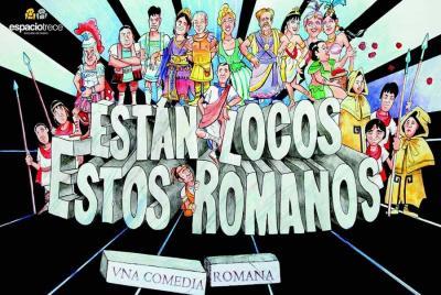 Imagen de la noticia: Están locos estos romanos ...