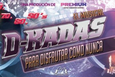 Imagen de la noticia: D-Kadas, el musical ...