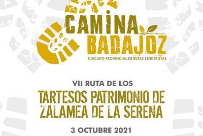 Imagen de la noticia: El circuito de rutas senderistas Camina Badajoz pr ...