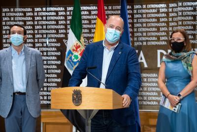 Imagen de la noticia: La Diputación de Badajoz se adhiere a la iniciati ...