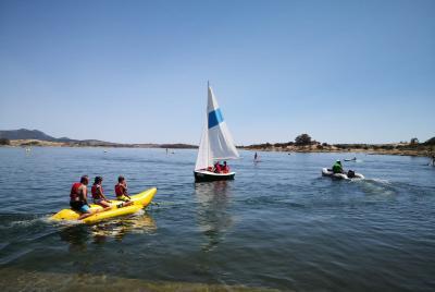 Imagen de la noticia: Gran acogida de las actividades de turismo acuáti ...