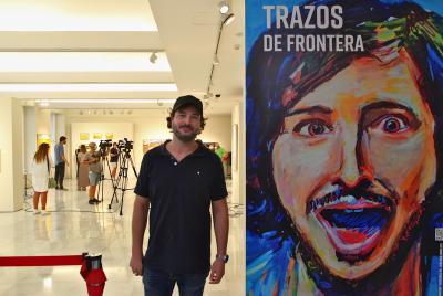 Imagen de la noticia: Escenas cotidianas sostienen la exposición pictó ...