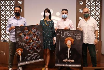 Imagen de la noticia: El Festival Nacional de Teatro Vegas Bajas cumple  ...