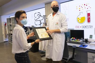 Imagen de la noticia: El laboratorio de Promedio renueva y amplía la ac ...