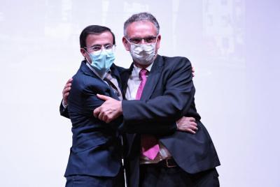Imagen de la noticia Los alcaldes de Don Benito y Villanueva de la Serena hacen p?>