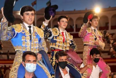 Imagen de la noticia: Tristán Barroso, triunfador del IX Certamen de Cl ...