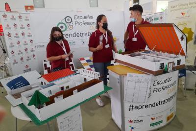 Imagen de la noticia: La Diputación de Badajoz presente en la FERIAD' ...