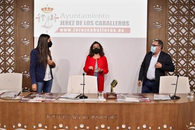 Imagen de la noticia: Regresa a Jerez de los Caballeros el Festival de l ...