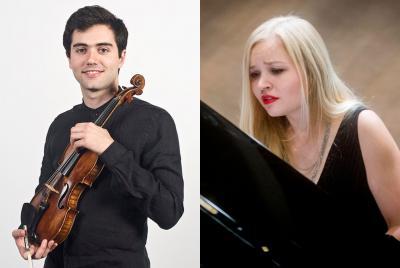 Imagen de la noticia: Recital de violín y piano en el marco del Proyect ...