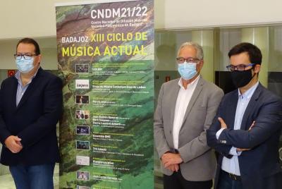 Imagen de la noticia: El XIII Ciclo de Música Actual ahonda en las rela ...