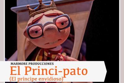 Imagen de la noticia: El Princi-pato (El príncipe envidioso) ...
