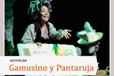 Imagen de la noticia: Gamusino y Pantaruja ...