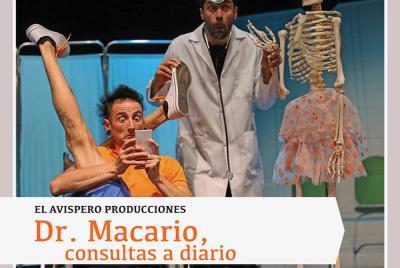 Imagen de la noticia: Dr. Macario, consultas a diario ...
