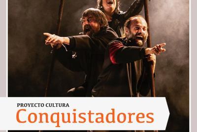 Imagen de la noticia: Conquistadores ...