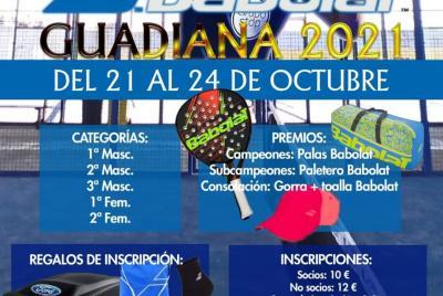 Imagen de la noticia: Torneo de Feria Pádel Babolat ...