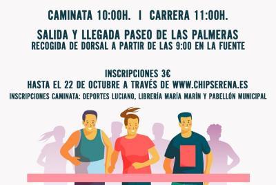"Imagen de la noticia: XXII Carrera Popular ""Villa de Oliva""  y XIV Camin ..."