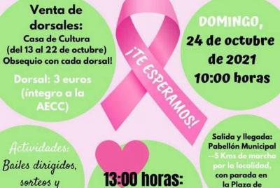 Imagen de la noticia: II Marcha Rosa Talaverana 2021 ...