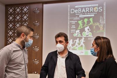 Imagen de la noticia: Salvatierra de los Barros organiza una jornada dep ...