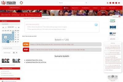 Imagen de la noticia Modificación del formulario denominado 'Orden de inserción?>