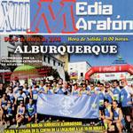 XIII Media Maratón de Alburquerque, 8 de Abril