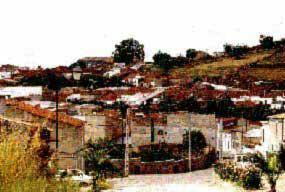 Vista de Higuera de Vargas