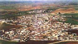 Vista de La Garrovilla